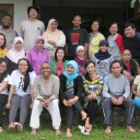 Yoga Retreat in Bandung led by Nirmala Nair, December 2011
