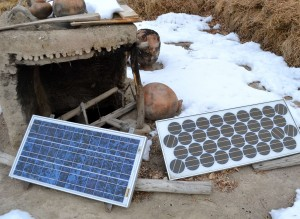 Solar Panels in Ladakh