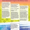 IUCN WPC iAct Dialogues Webinar Series 2014 Flyer Image