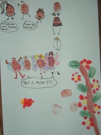 Child's Art Piece